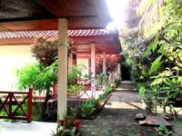 Sandy Beach Cottage di Lombok/Gili Trawangan