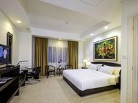 Sintesa Peninsula Palembang - Suite Room   Regular Plan