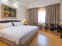 Sintesa Peninsula Palembang - Deluxe King Room Only Regular Plan