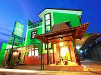 Ndalem Mantrijeron Hotel di Jogja/Prawirotaman
