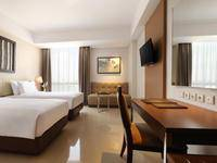 Hotel Santika Premiere Bekasi - Deluxe Room Twin Regular Plan