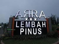 Arra Lembah Pinus Hotel di Bogor/Puncak