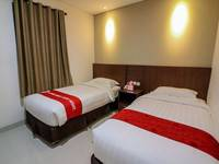 NIDA Rooms Makassar Banda - Double Room Double Occupancy Regular Plan