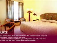 Hotel Merdeka  Kediri - Deluxe Room Only Regular Plan