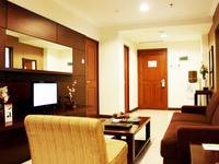 Galeri Ciumbuleuit Hotel Bandung - Executive Suite With Breakfast Regular Plan