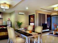Grand Aston City Hall Medan - Services Apartement 1 Bed with Breakfast Regular Plan