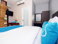 Airy Baruga DI Panjaitan 339 Kendari - Standard Double Room Only Regular Plan