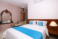 Airy Baruga DI Panjaitan 339 Kendari - Deluxe Double Room Only Regular Plan