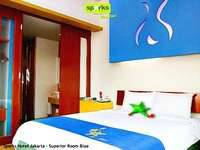 Sparks Hotel Mangga Besar Jakarta - Superior Room With Breakfast Flash Deal - 10 %
