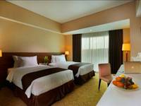 Horison Lampung - Deluxe Twin With Breakfast Regular Plan