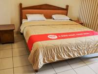 NIDA Rooms Panjaitan 18 Halim Airport - Double Room Single Occupancy Special Promo!