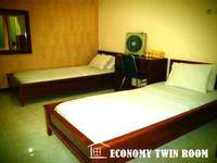 Wisma Tamu UKSW Salatiga - Economy Twin Bed Room Regular Plan