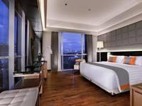 Aston Pasteur Bandung - Executive Deluxe With Breakfast Regular Plan