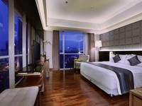 Aston Pasteur Bandung - Executive Deluxe With Breakfast Regular Plan