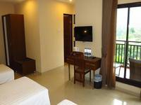 Bess Resort & Waterpark Lawang - Deluxe Quarted Room Regular Plan