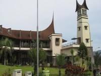 Campago Resort Hotel di Padang/Bukittinggi