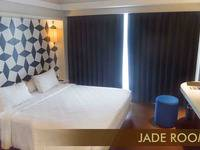 Crown Prince Hotel Surabaya - Kamar Jade Double Tanpa Sarapan Minimum Stay 30% Off