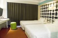 Crown Prince Hotel Surabaya - Cozy Twin Room Only Basic Deal