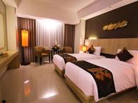 The Kana Kuta Hotel Bali - Deluxe Room Only Regular Plan