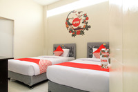 OYO 168 K-15 Residence Surabaya - Standard Twin Limited Time Deal 53%