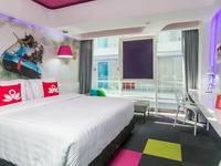 ZenRooms Kuta Raya Bali - Double Room Only Regular Plan