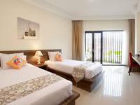 Pesona Krakatau Anyer - Deluxe Room Garden View Regular Plan