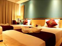 Santosa City Hotel Bali - Twin Room Regular Plan