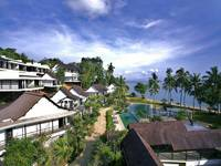 Turi Beach Resort di Batam/Nongsa