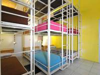 Bedbunkers Bali - 9 Bed Mixed Dormitory C Regular Plan