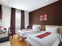 Swiss Belinn Makassar - Superior Twin Deluxe Pay Now & Save 15%