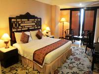 Garden Palace Surabaya - Deluxe Theme Room Regular Plan