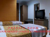 Hotel Senen Indah Jakarta - Freesia Room Regular Plan