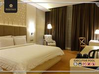 Java Heritage Hotel Purwokerto Purwokerto - Executive Pool Room Regular Plan