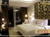 Java Heritage Hotel Purwokerto Purwokerto - Junior Suite Regular Plan