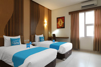 Airy Gambir Cideng Jakarta Jakarta - Smart 1 Twin Room Only Special Promo Jan 5