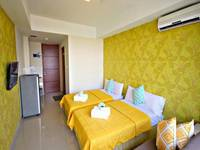 Apartment Beverly Hills Dago Bandung - Studio Room Only #ButuhPiknik