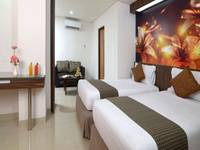 d Arcici Hotel Sunter - Deluxe Room Twin Regular Plan