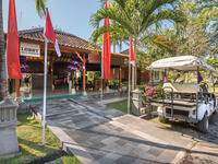 Inna Bali Beach Resort Bali - Superior Cottage with Breakfast Long Stays