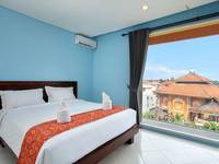 Alkyfa Hotel Bali - Deluxe Double Room Only Regular Plan
