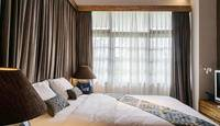Villa Batik - Berawa Canggu Bali - Master Bedroom Regular Plan