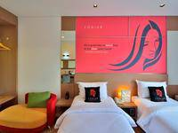 Zodiak Sutami Bandung - Superior Twin Room Only Regular Plan