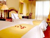 Blue Sky Pandurata Jakarta - Deluxe Double Room Only Weekend Deal
