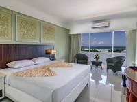 Maharani Beach Hotel Bali - Deluxe Ocean View Room Last Minutes Discount 50%