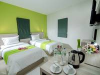 Fresh Hotel Sukabumi - Deluxe Room Only Regular Plan