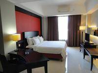 Zurich Hotel Balikpapan - Deluxe Room Regular Plan