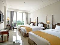 The Sahira Hotel Bogor - Deluxe Family Triple Room Only WEEKEND PROMO 2019