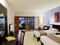 Bali Rani Hotel Bali - Deluxe Family Room Regular Plan