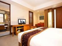 Rama Garden Hotel Bali - Deluxe Studio Second Floor with Breakfast (Double/Twin) Special Promo 50% OFF