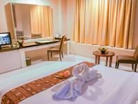 T-MORE Hotel & Lounge Kupang - Deluxe Double - Free Antar Jemput Regular Plan