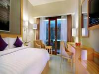 Quest Hotel Kuta - Deluxe Room Hot Deal Aug 25% Off